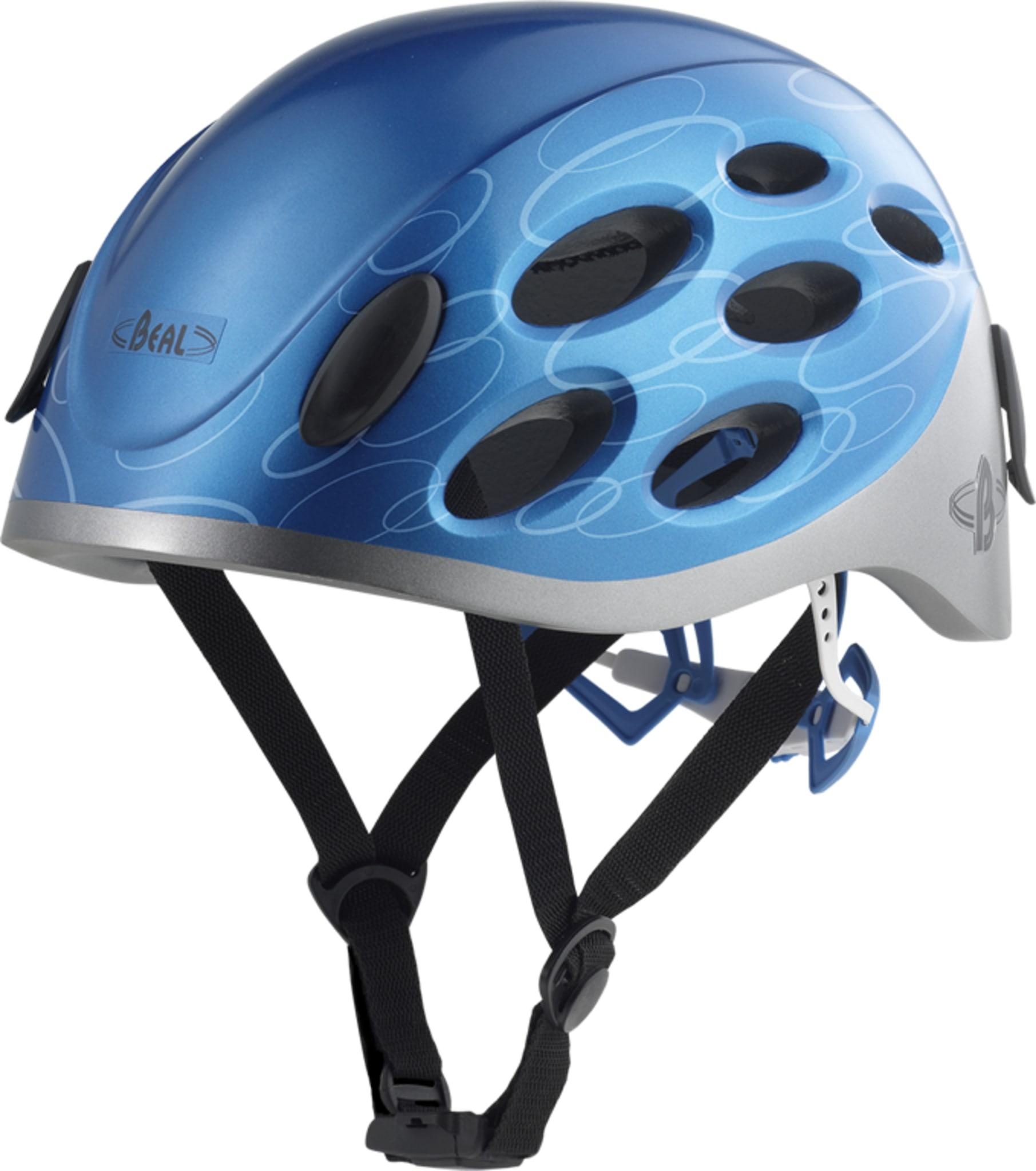 Lett hjelm som beskytter godt