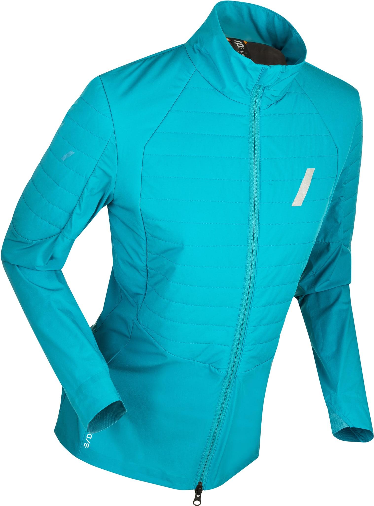 Winter Run Jacket til dame er den perfekte løpejakka ved kalde temperaturer