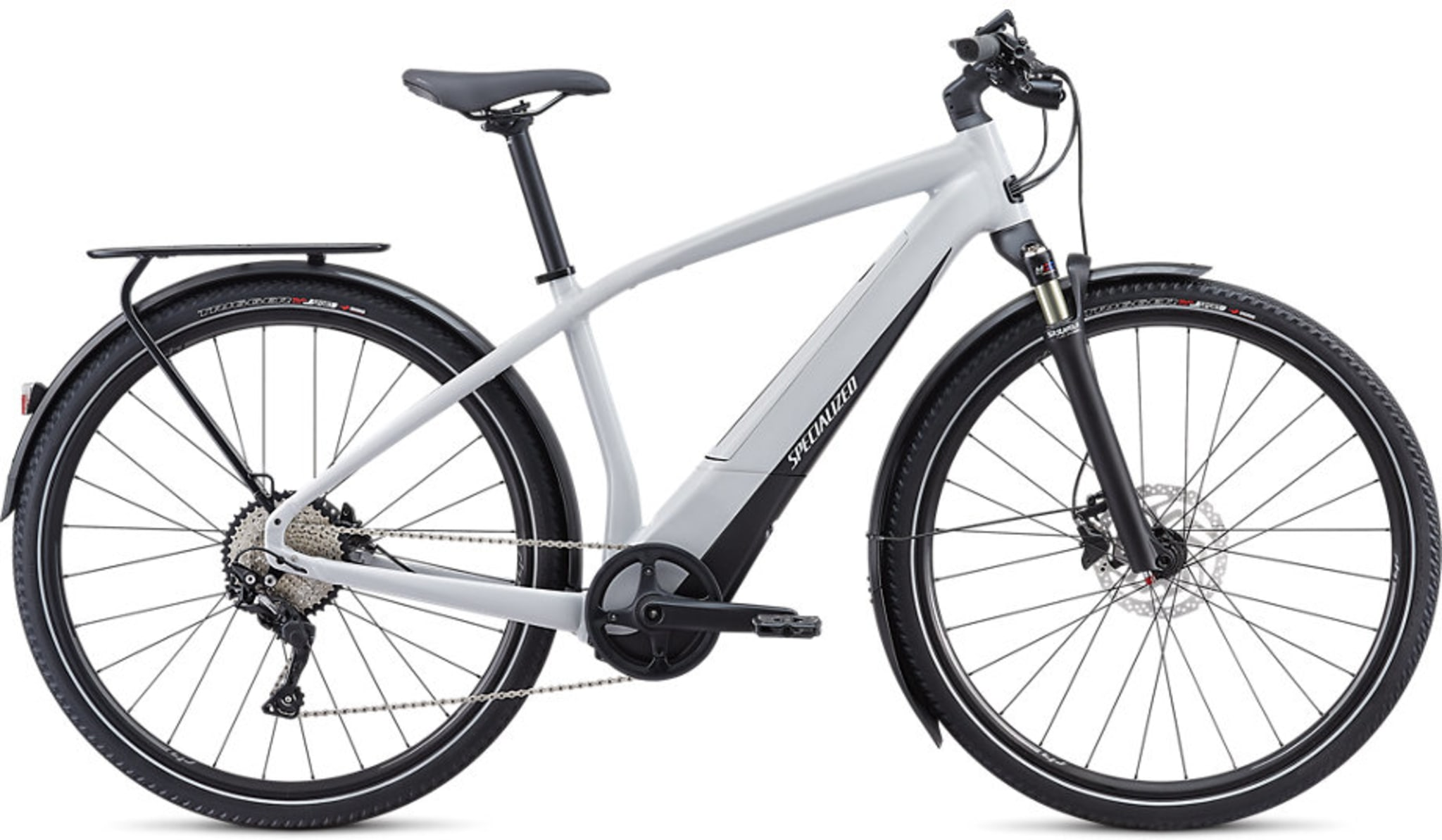 Premium el-sykkel!