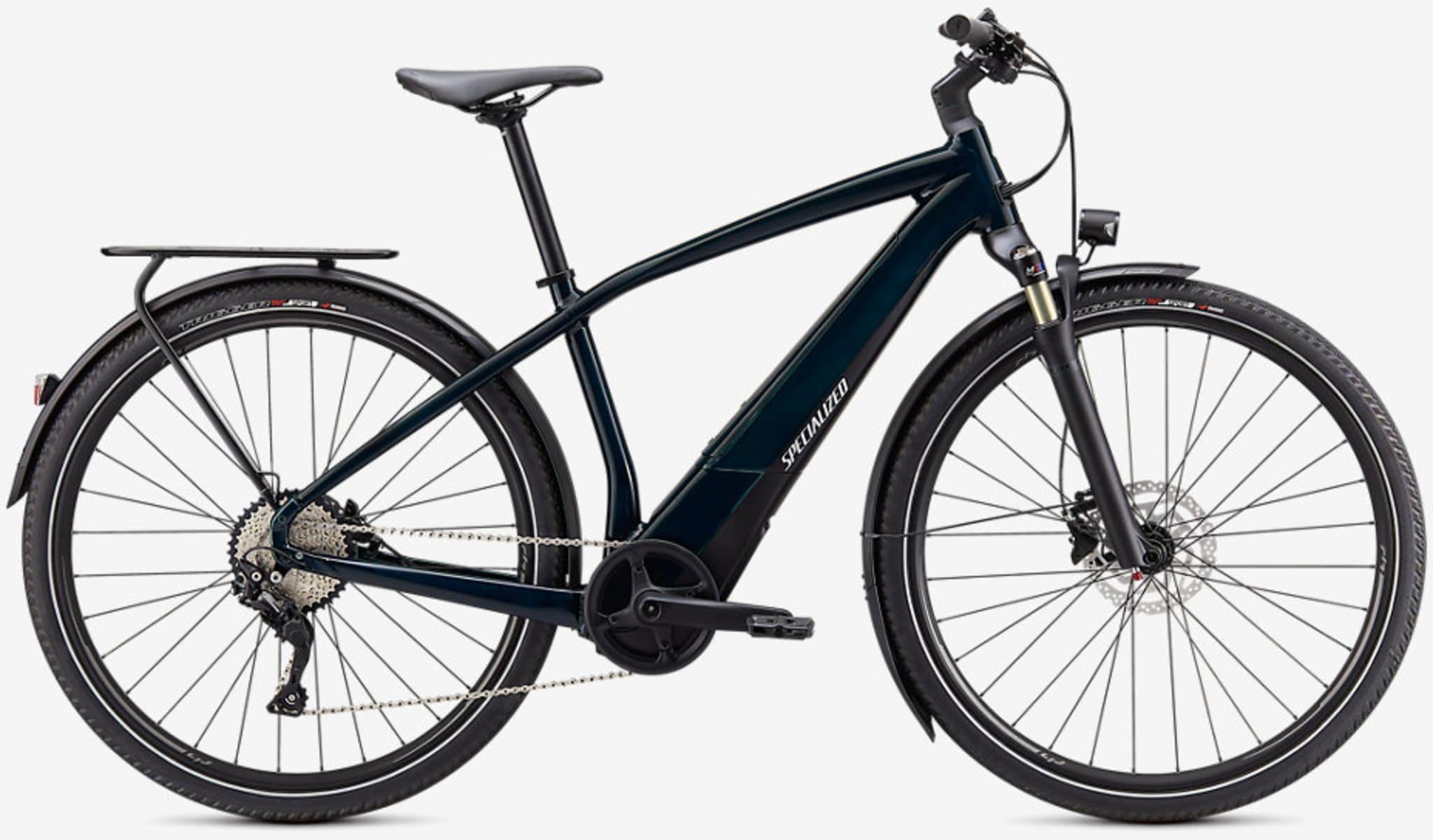 Meget populær og solid sykkel fra Specialized med kraftig motor!