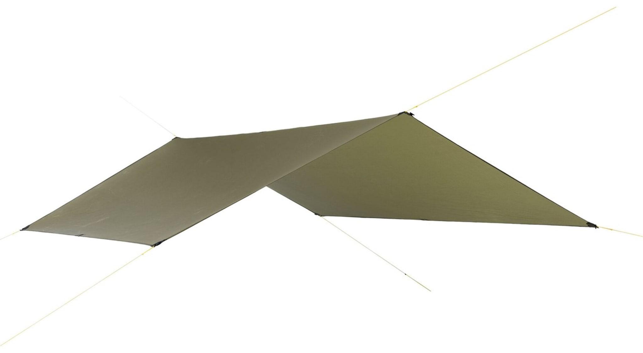 Fleksibelt og effektivt ly for vær og vind