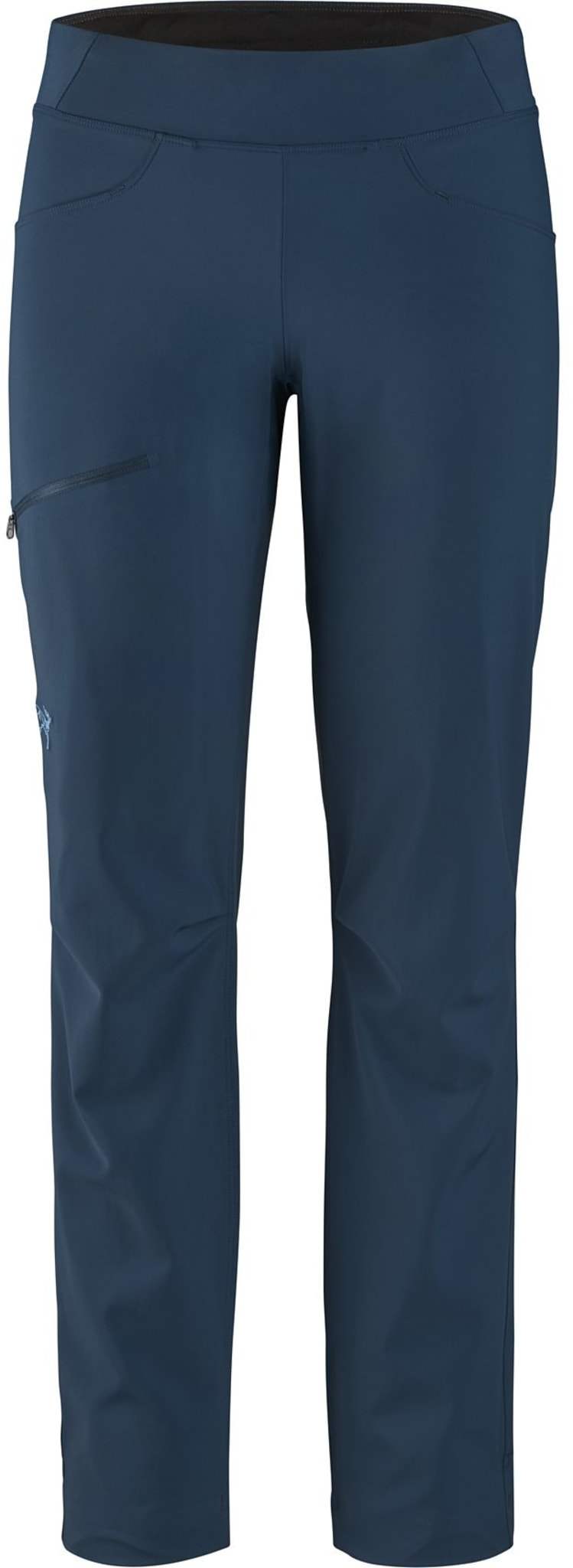 Rask bukse med forsterkninger for klatreren