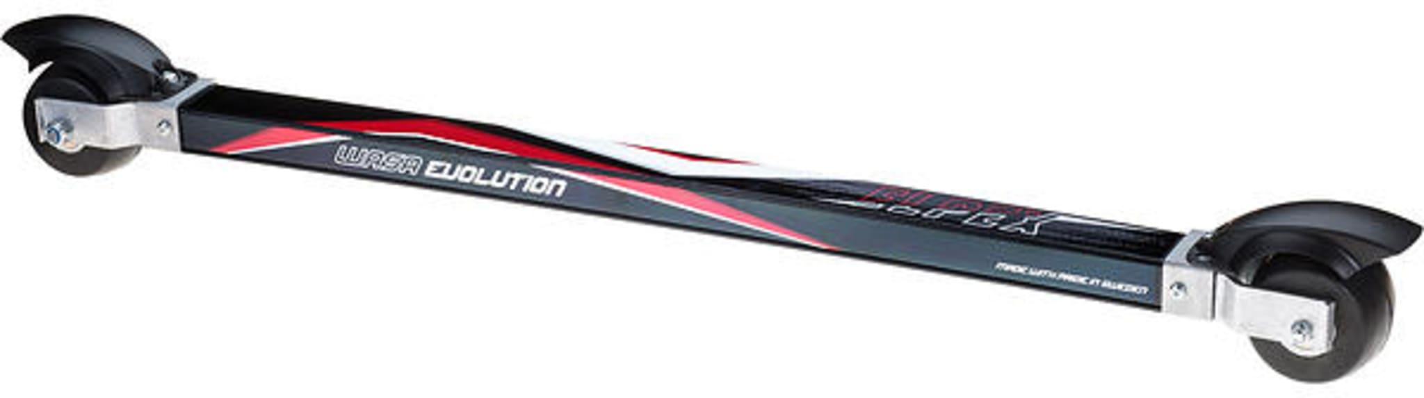 Stabil og god ski fra Elpex i kompositt-materiale