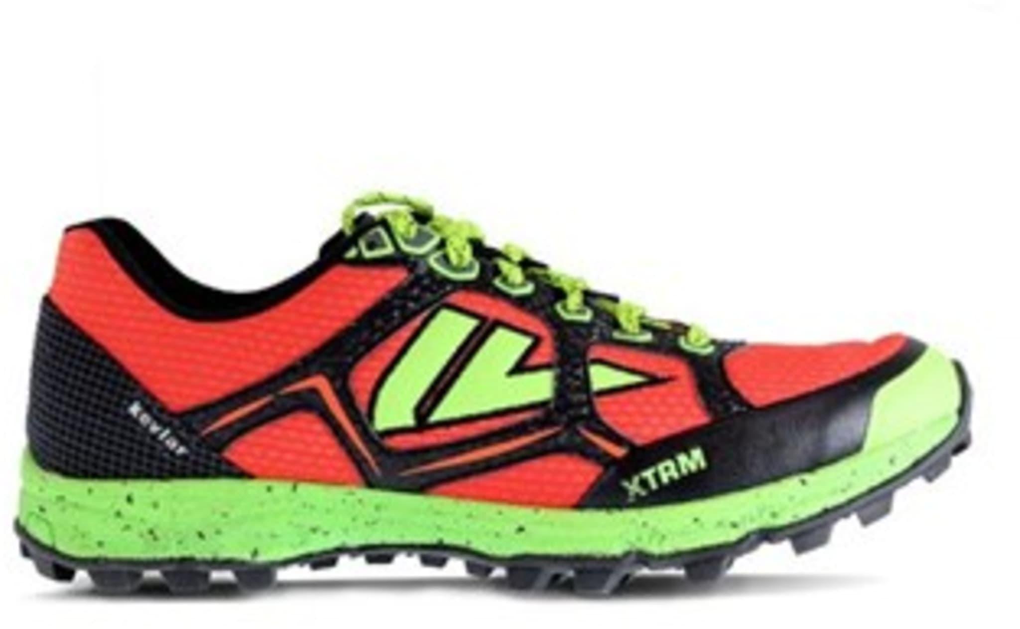 Xtrm er en terresko perfekt til lengre distanser i krevende terreng, også om du skal løpe litt på sti og vei.
