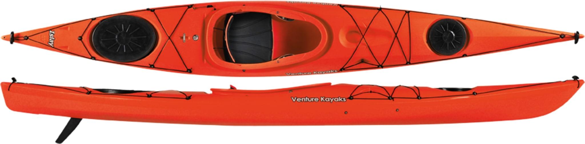 Venture Islay 14 Skeg