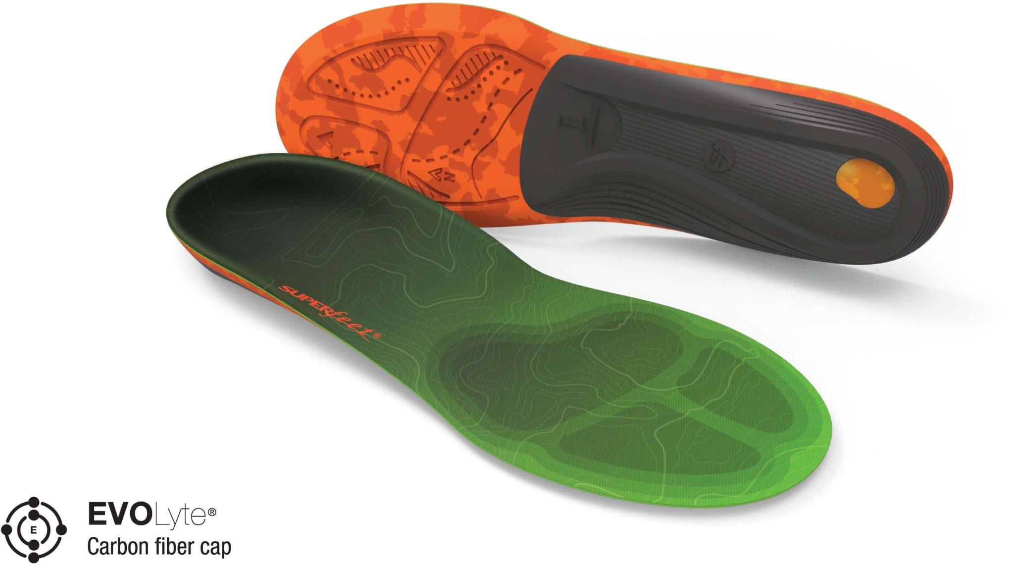 Komfortable såler som lett tilpasses dine tur- og fjellsko