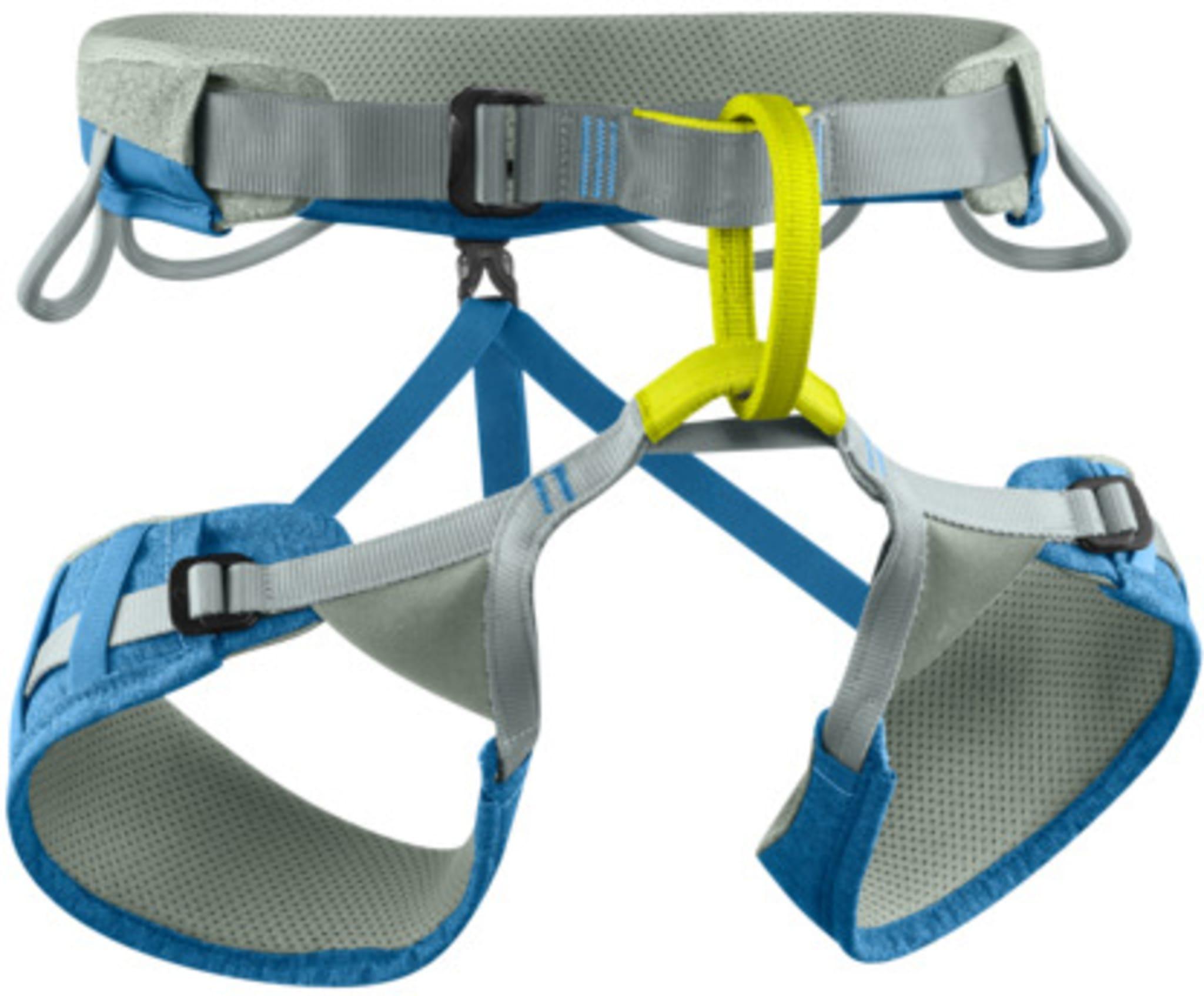 Komfortabel allround-sele med justerbare lårløkker