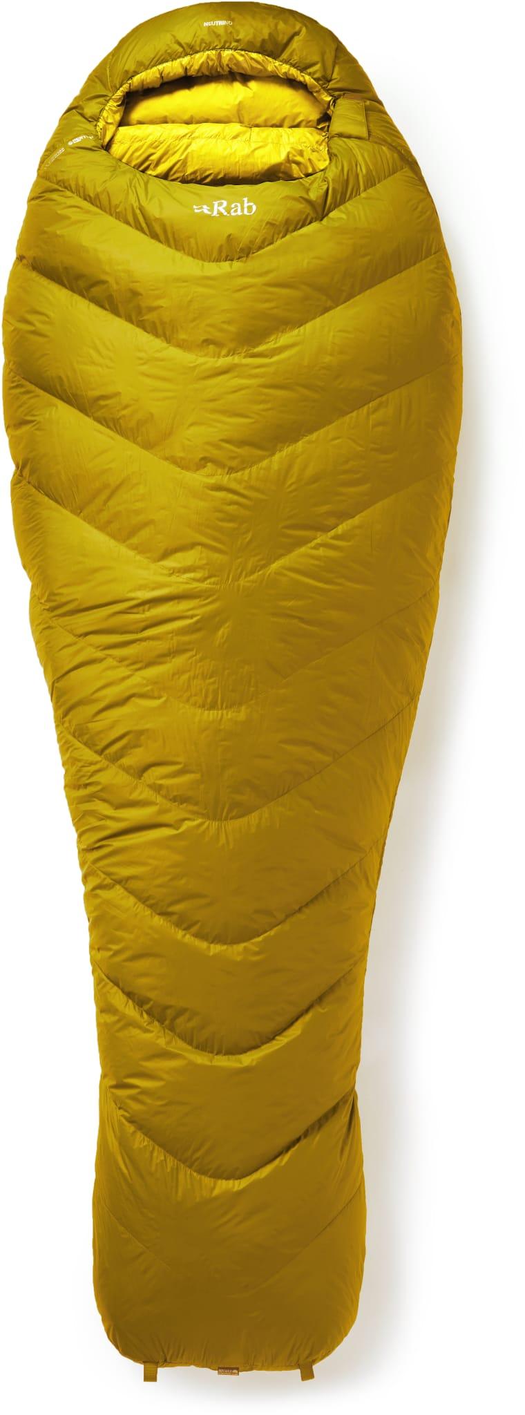 Svært lett vintersovepose til den kresne