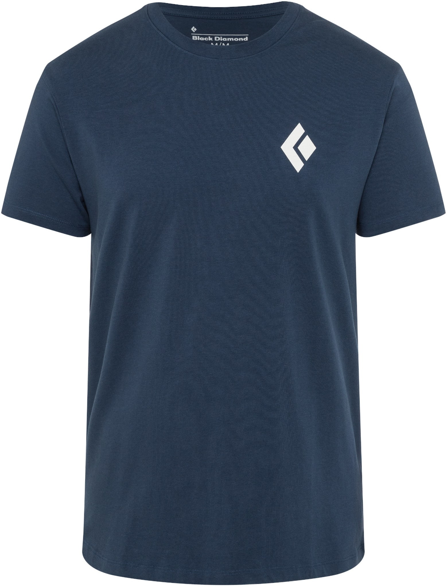 Behagelig t-skjorte i organisk bomull med elastan for ekstra stretch