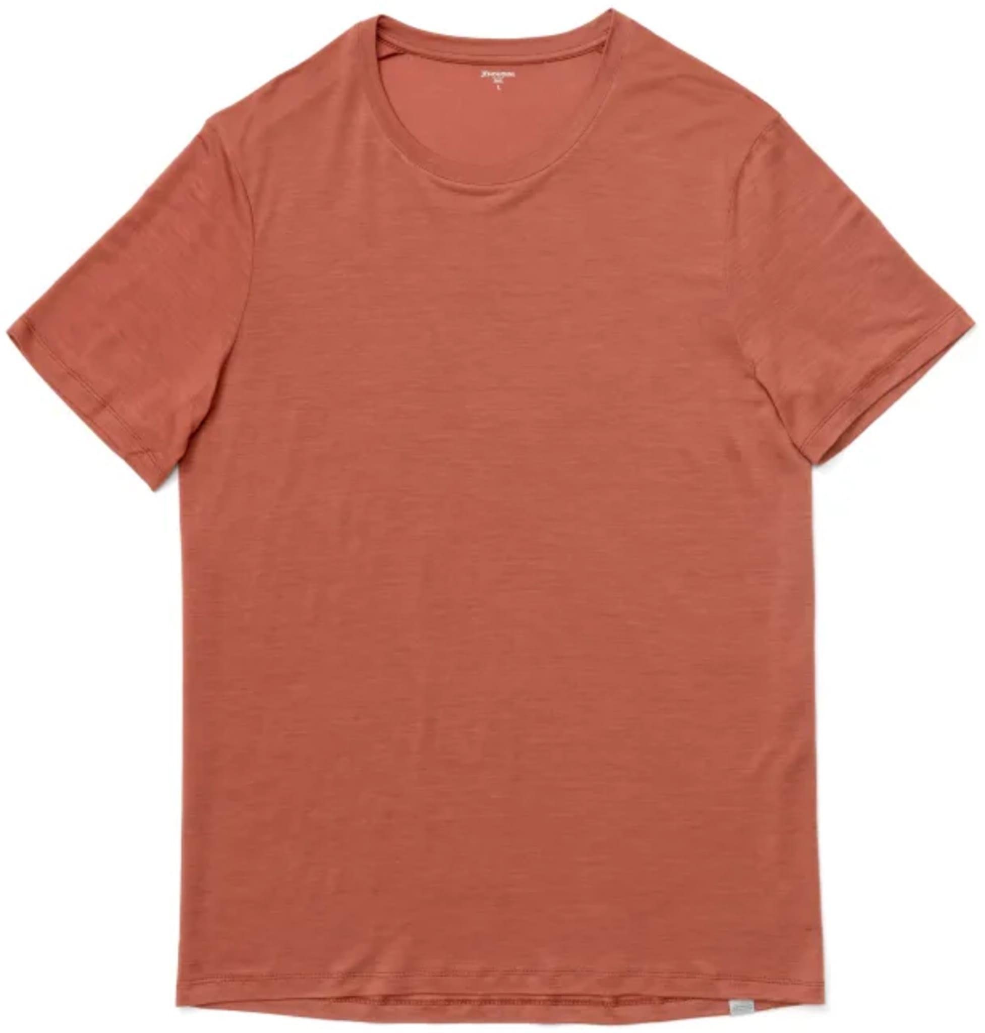 Supermyk og komfy t-skjorte laget av trekjerner