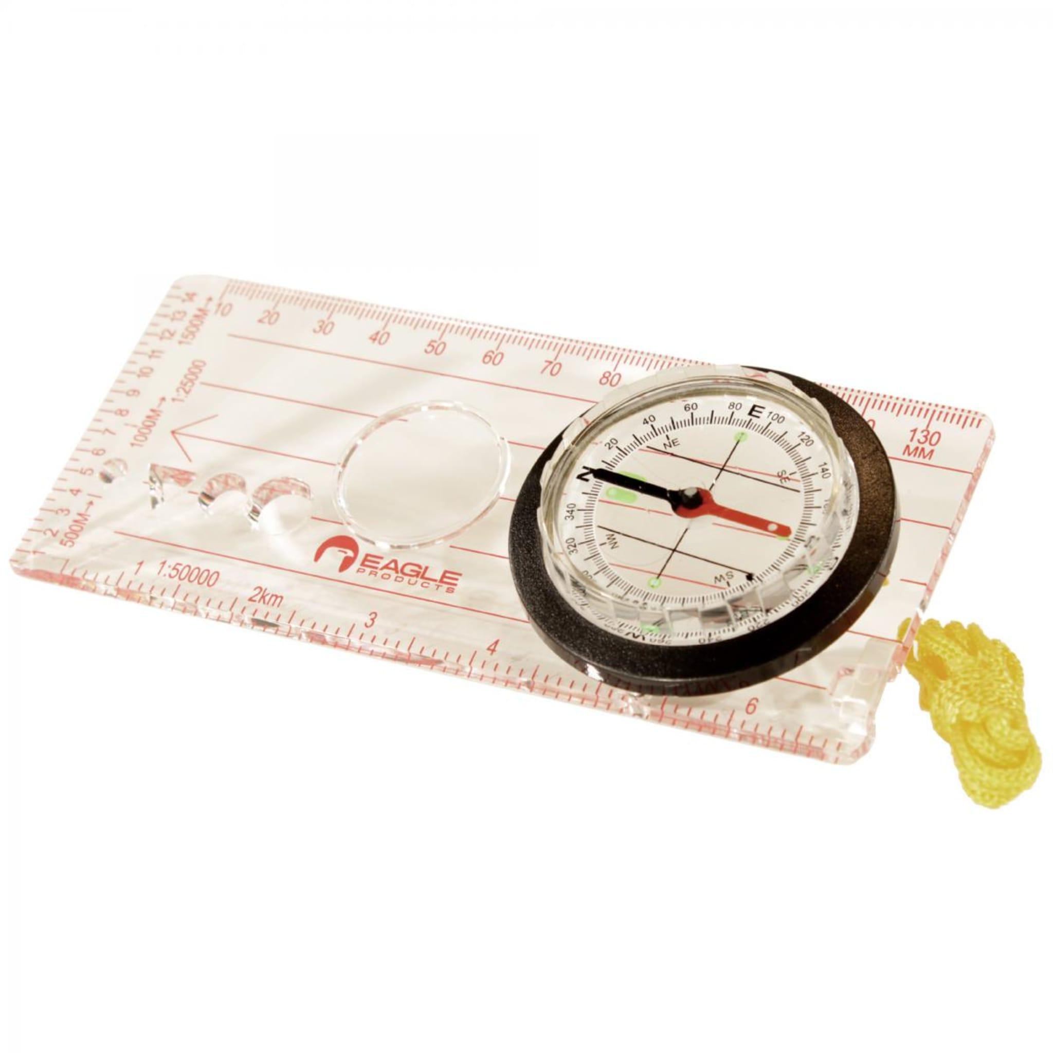 Praktisk og enkelt kompass