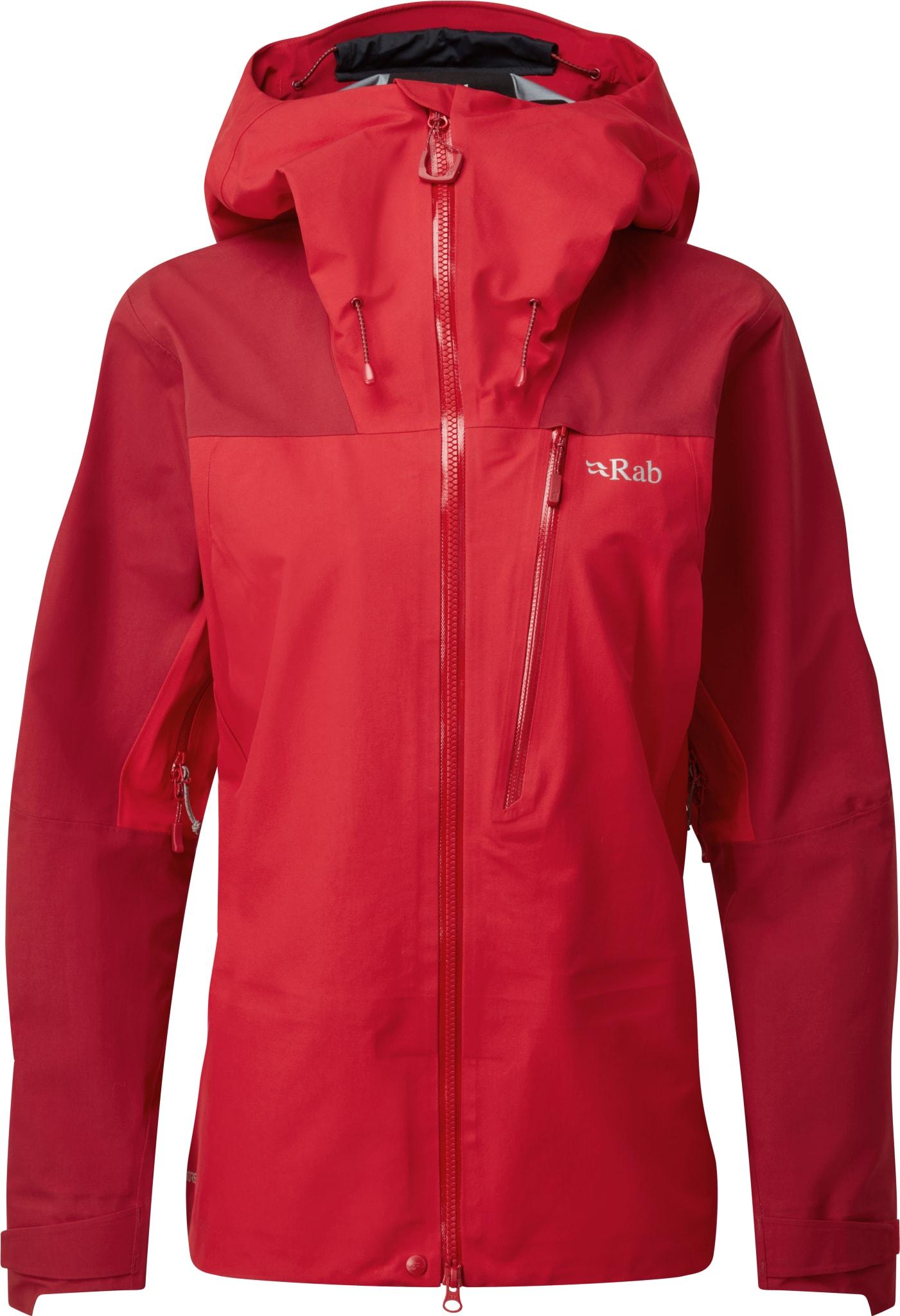 Klassisk GTX-jakke med mykt og bevegelig stoff til all slags fjellbruk