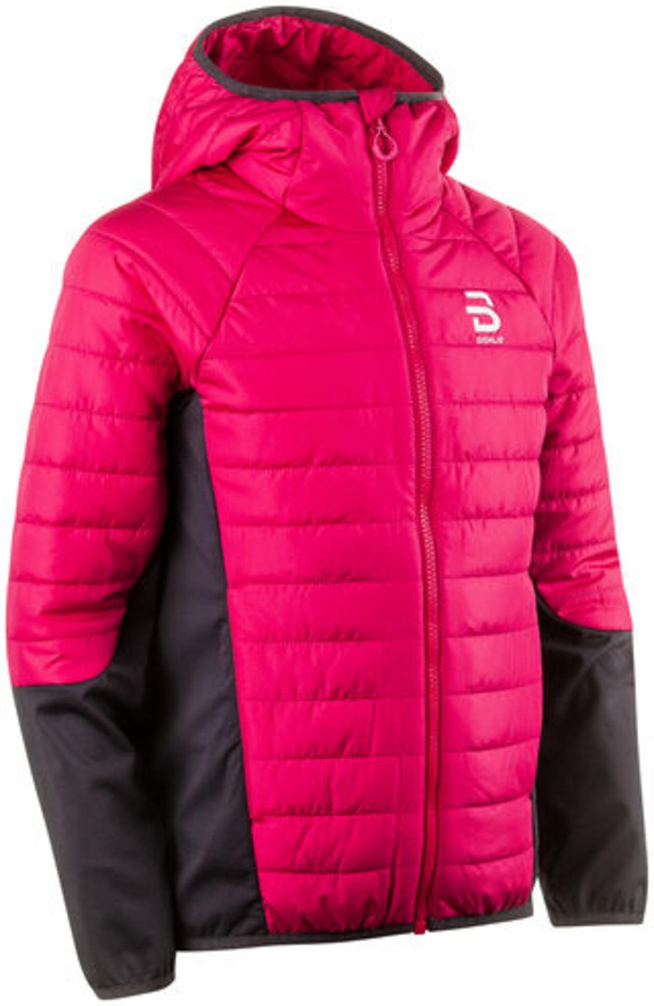 En perfekt jakke til barn som kan brukes før og etter trening, eller til daglig bruk.