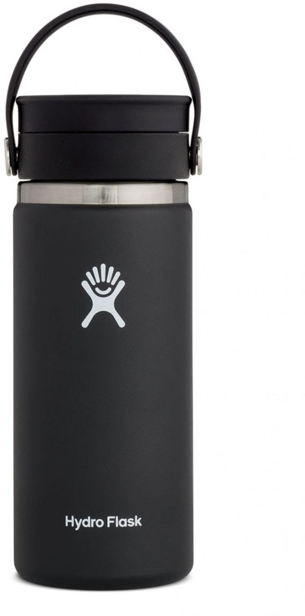 Super termoflaske med smart drikkelokk