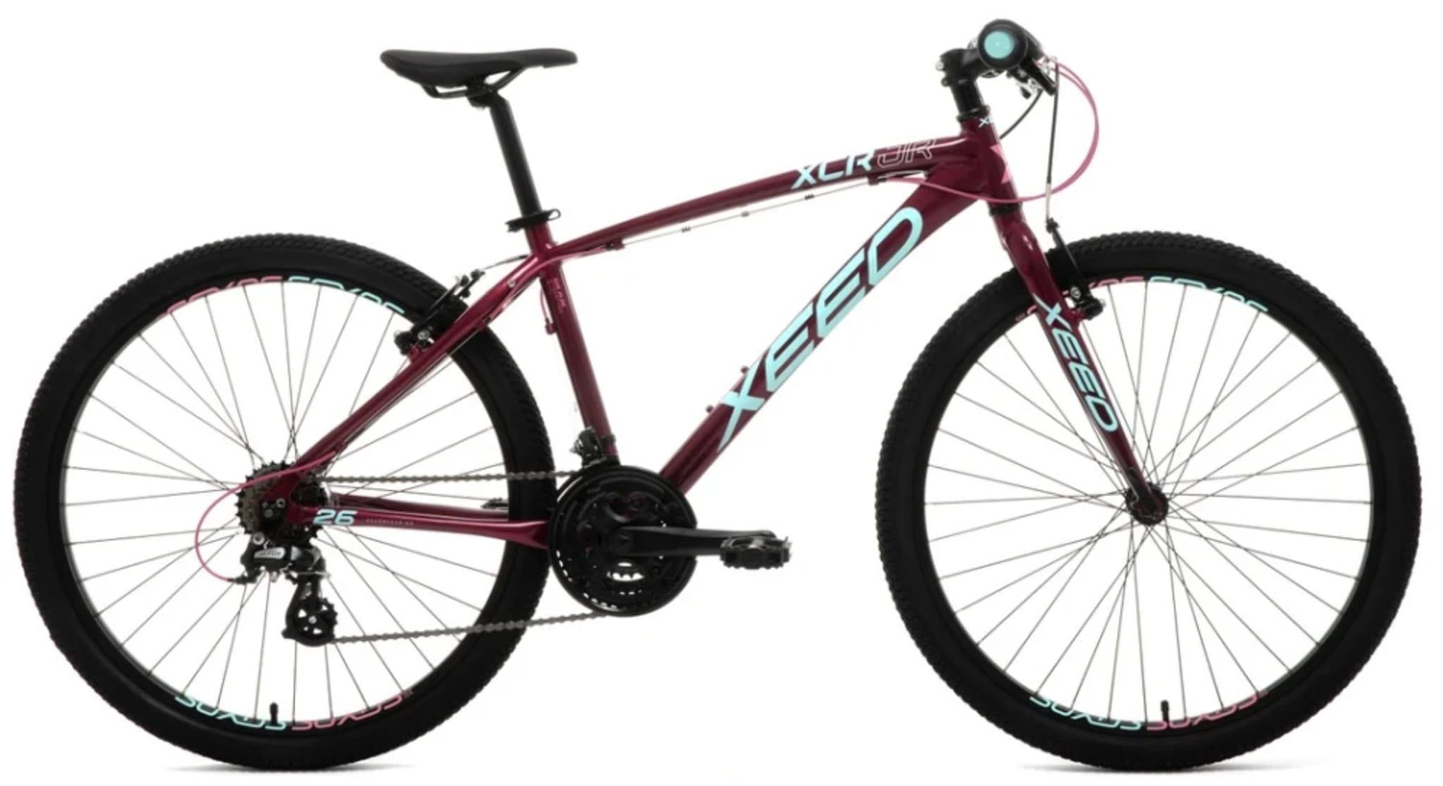 For å spire sykkelgleden hos de unge, har Xeed gjort alt de kan for å finne den perfekte balansen mellom lettvektighet og slitestyrke, og har endt opp med XC R Jr-serien.