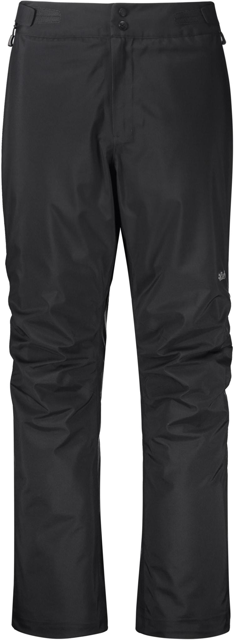 Allsidige GTX-bukser med svært god beskyttelse mot dårlig vær