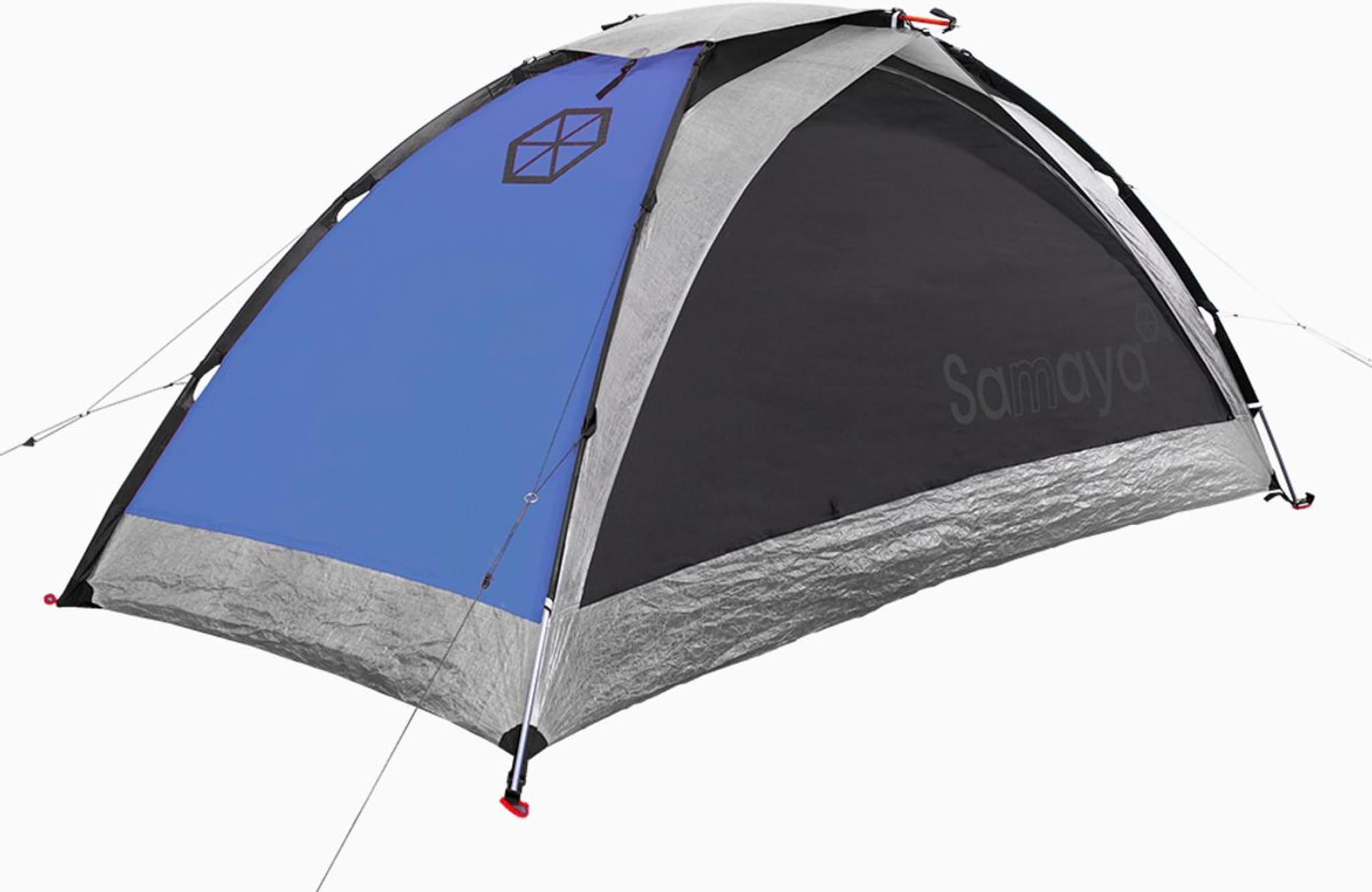 Lett og pakkbart telt for alpine turer!