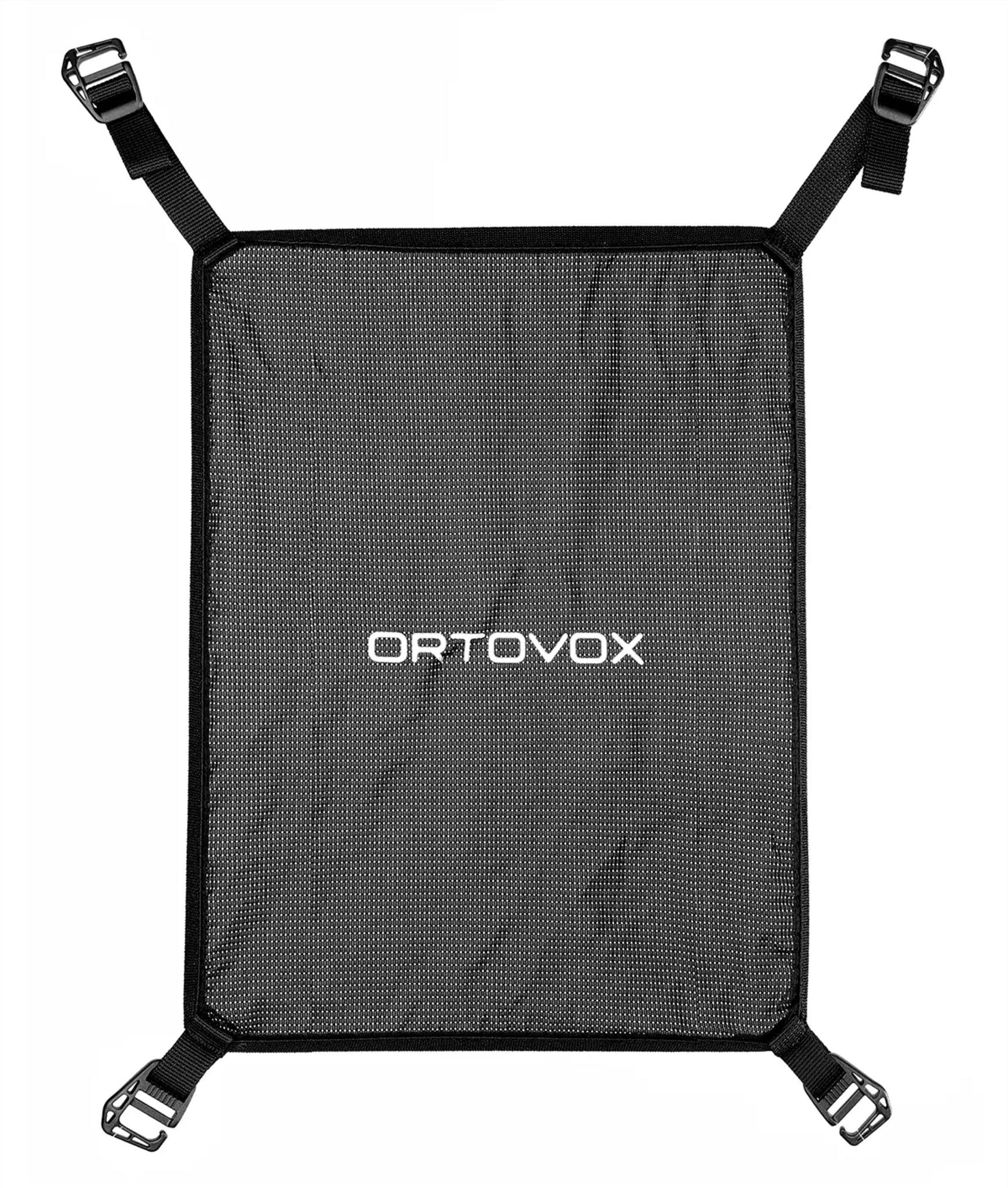 Laget for sekker fra Ortovox, men passer mange sekker