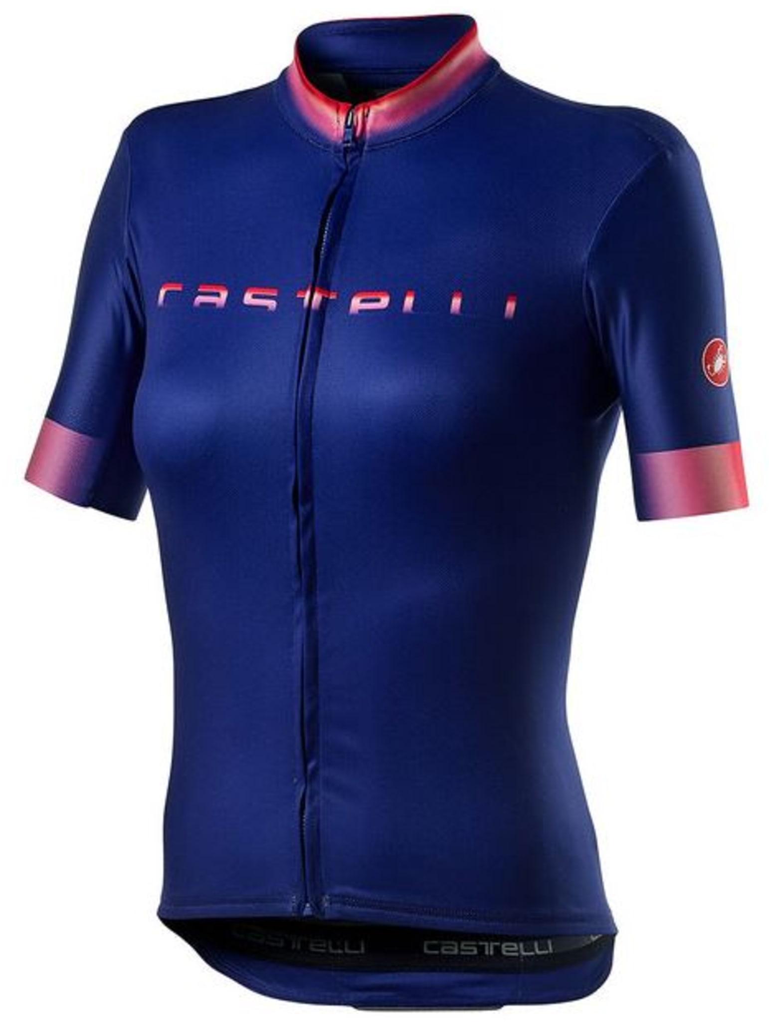 Spenstig trøye fra Castelli med mange tekniske kvaliteter!