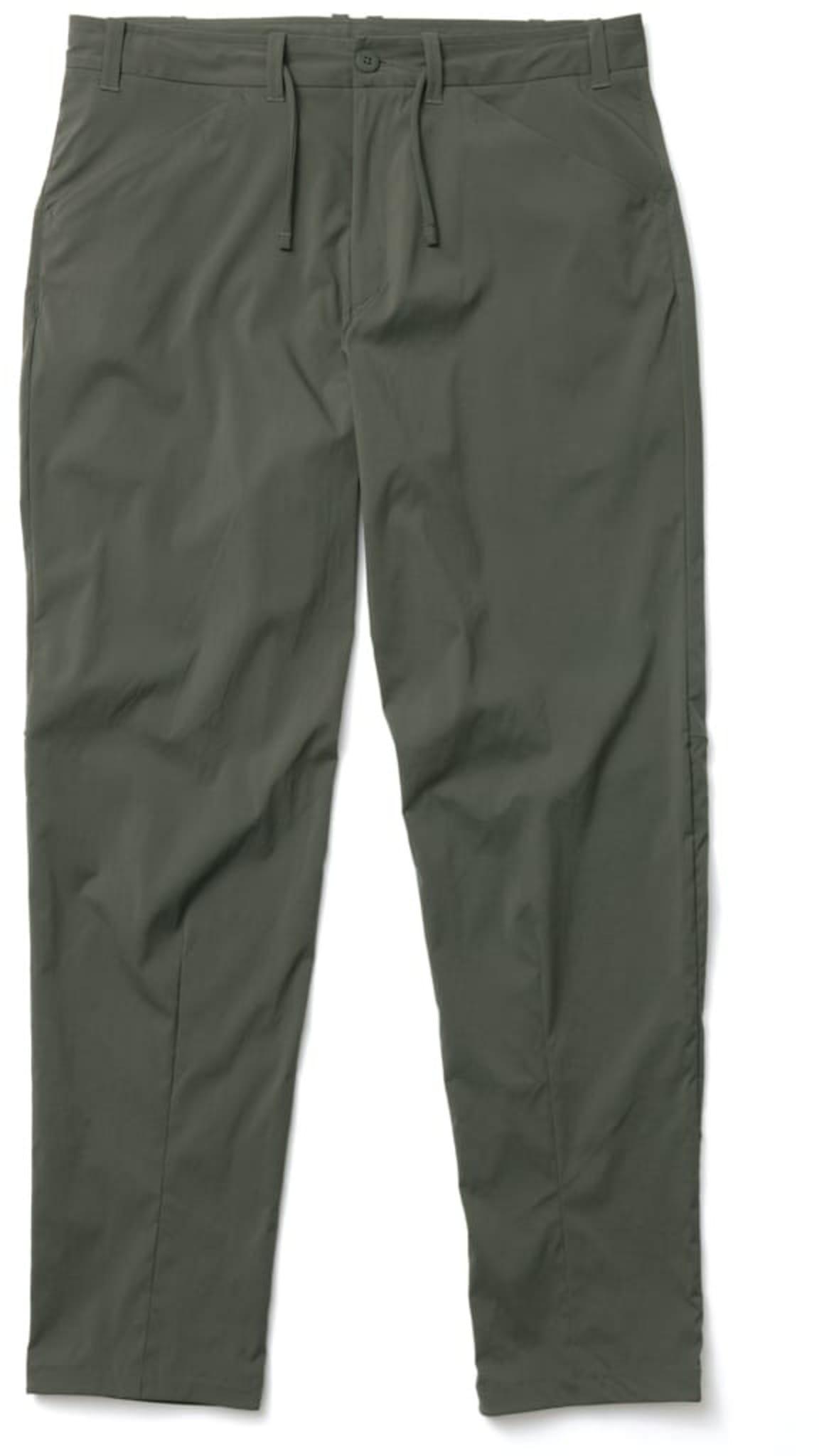 Lett og chill bukse til sommeraktiviteter