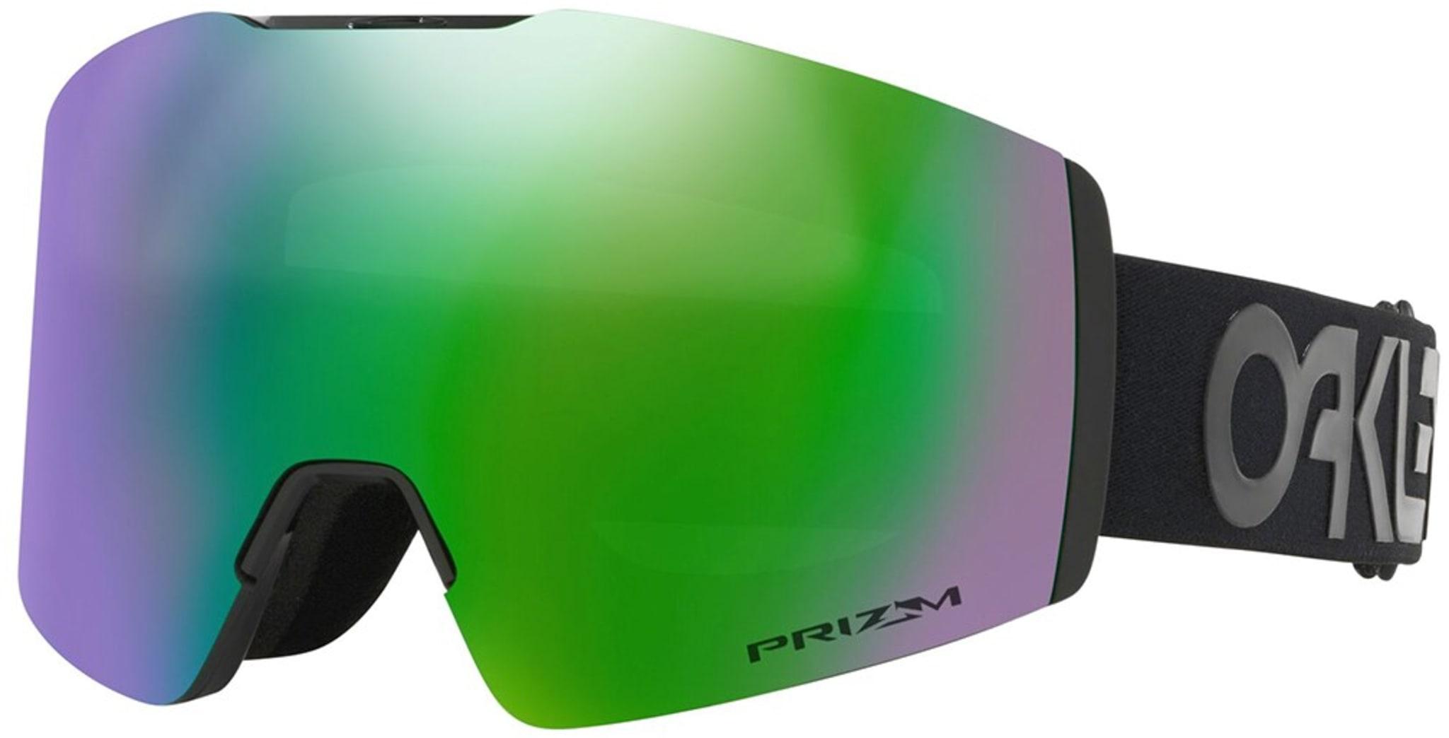 Mellomstor skibrille med sylyndriske glass