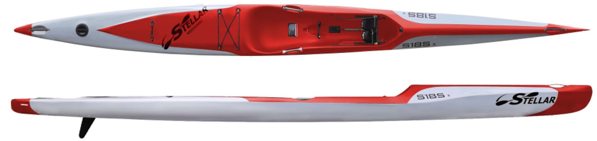 Ny variant av S18S med vektreduskjon på opp til 1,5 kg