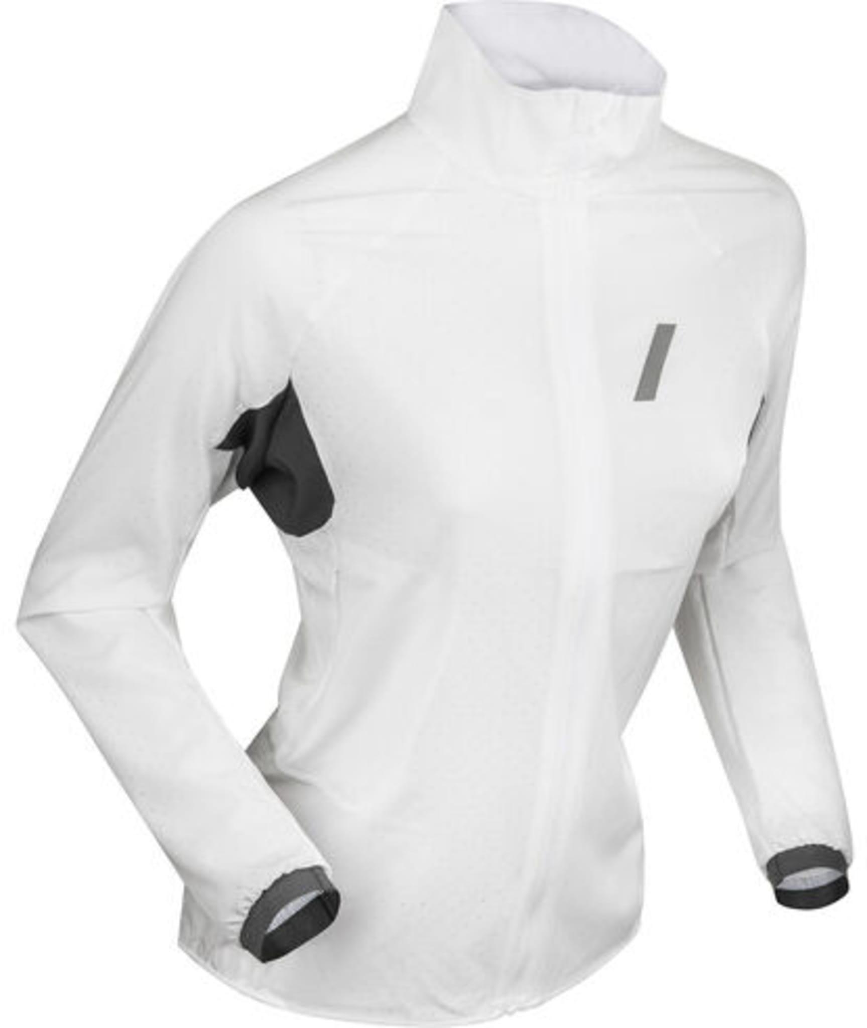 Ultralett løpejakke til dame for de litt kjøligere sommerdagene