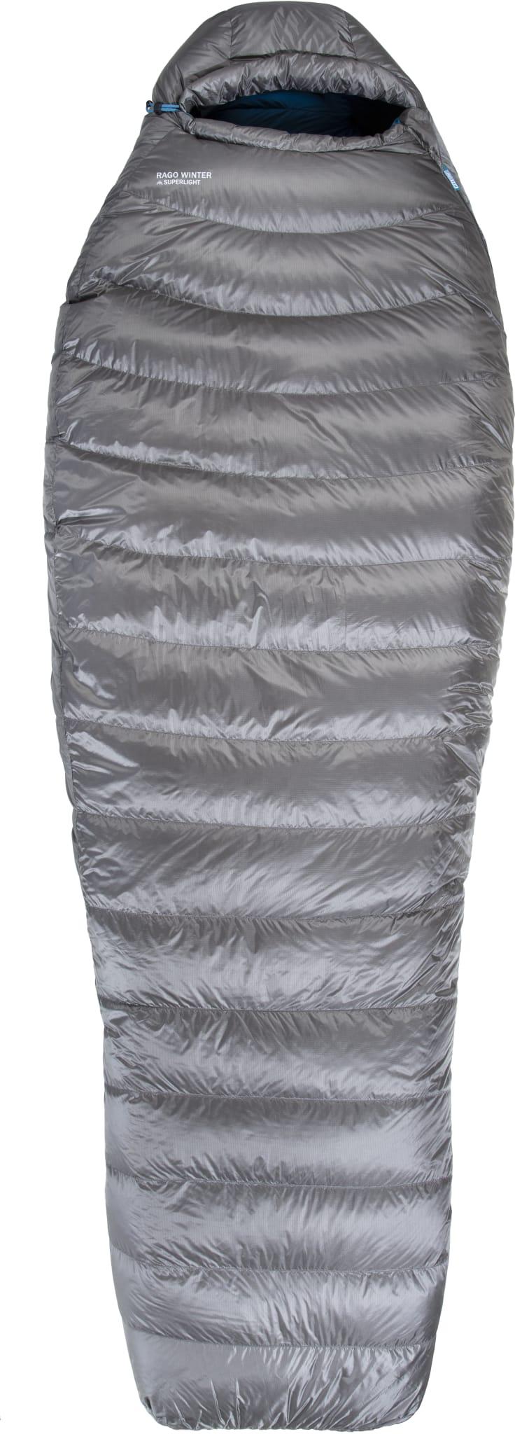 Lett tresesongers sovepose med dun
