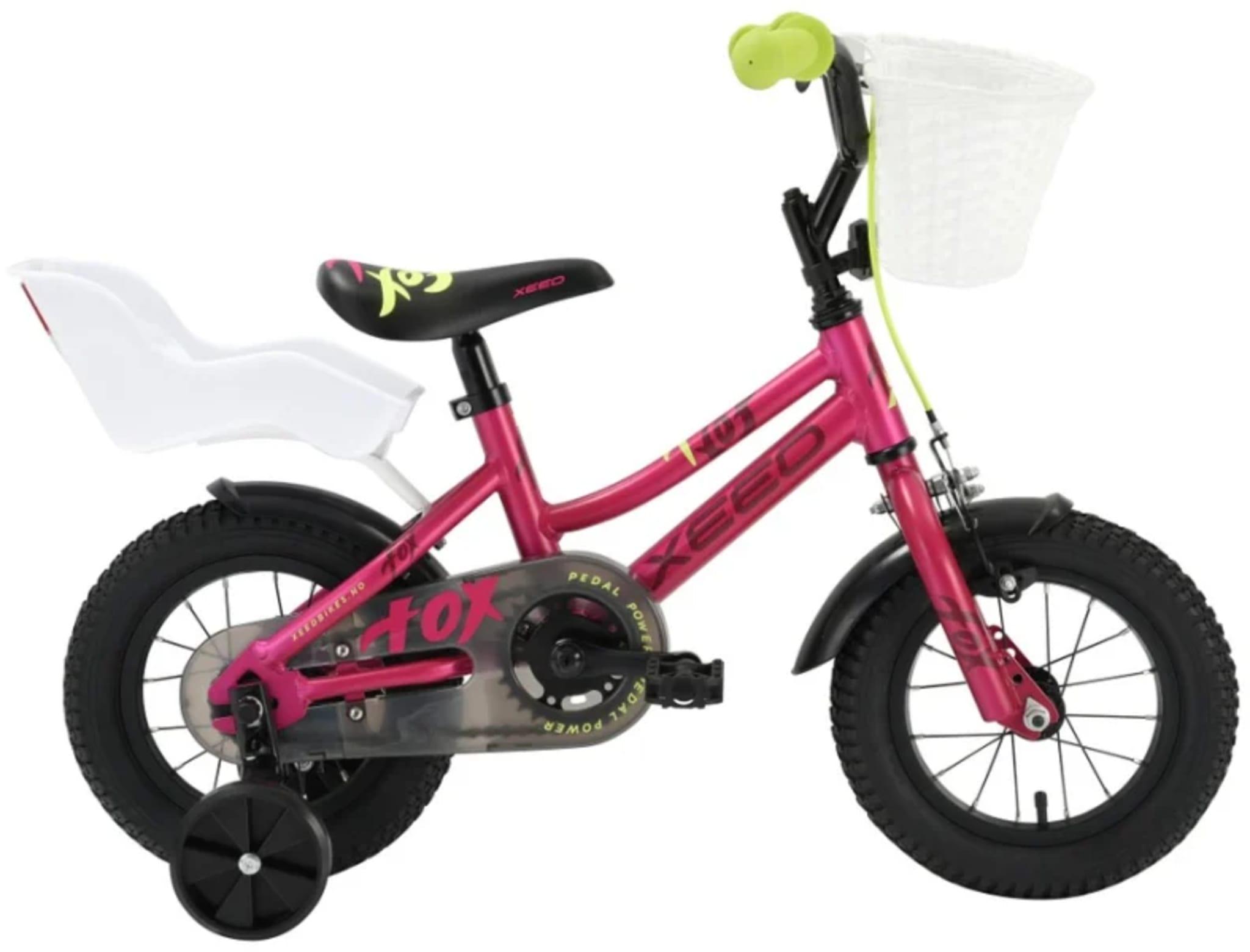"""Superfin sykkel for de minste med 12"""" hjul"""