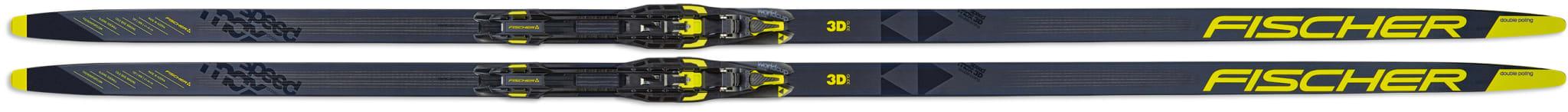 Spesifikke ski for staking fra Fischer