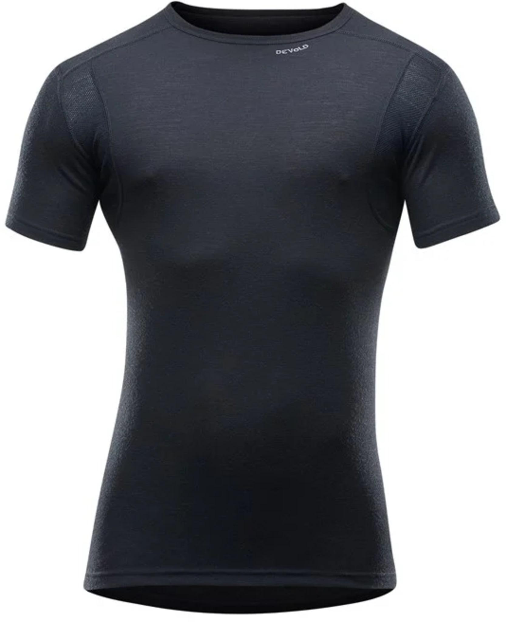 Lett og myk t-skjorte i merinoull