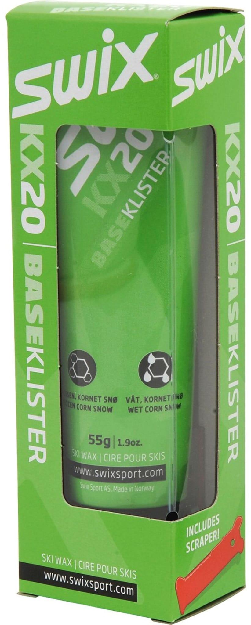 KX20 Green Base Klister