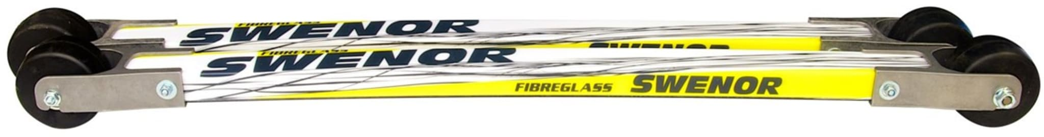 Retningstabil ski med god vibrasjonsdemping og overlegen komfort
