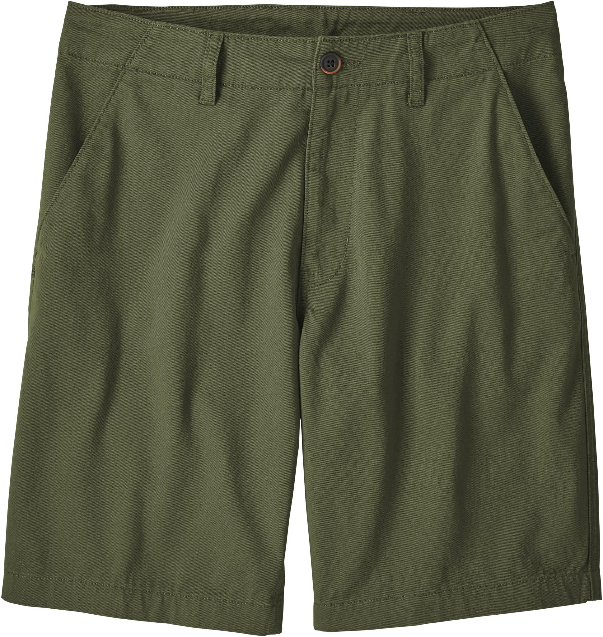 Behagelig og stilig shorts laget i organisk bomull