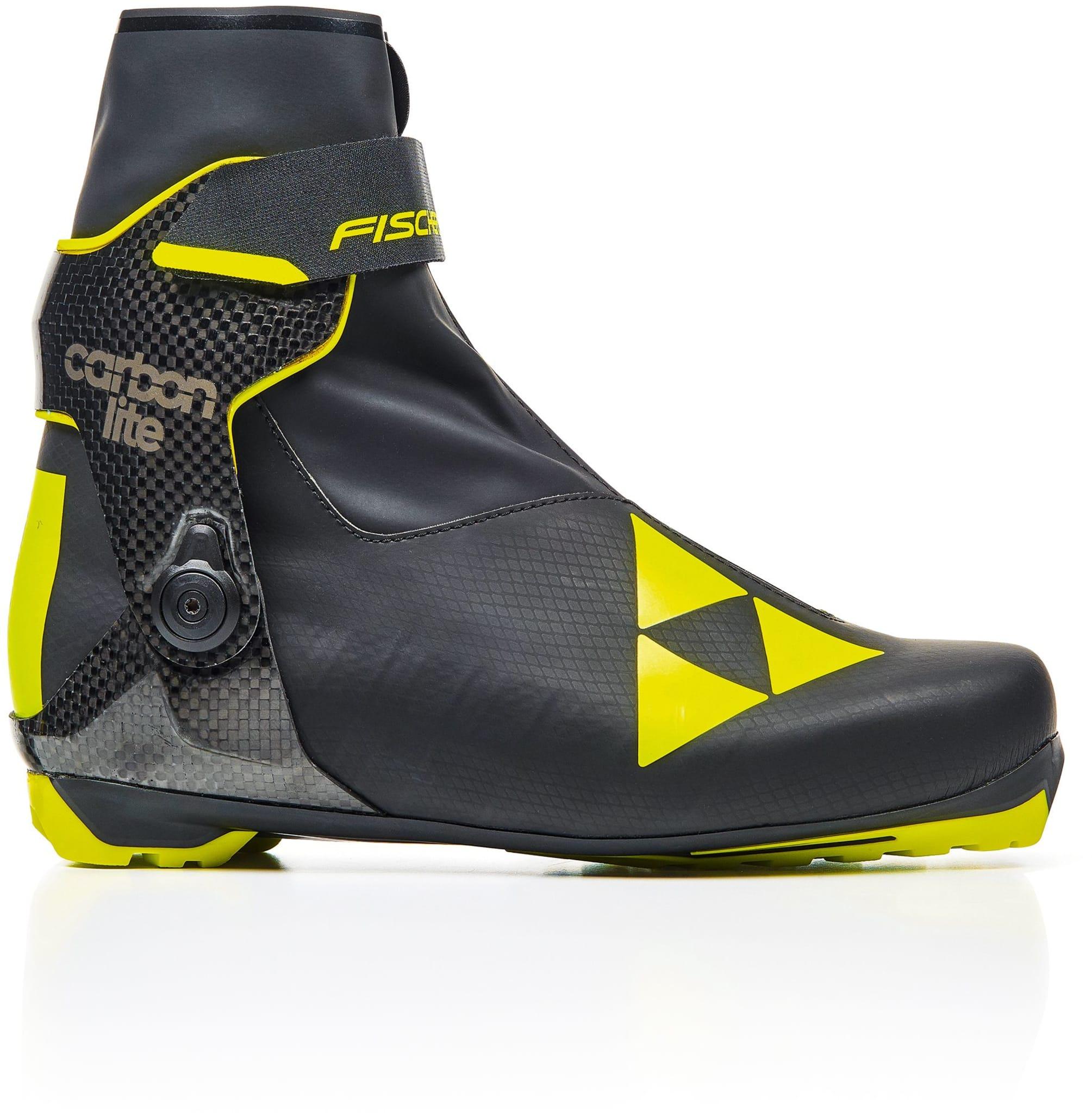 Nu utgave av Carbonlite skate skoen til Fischer!