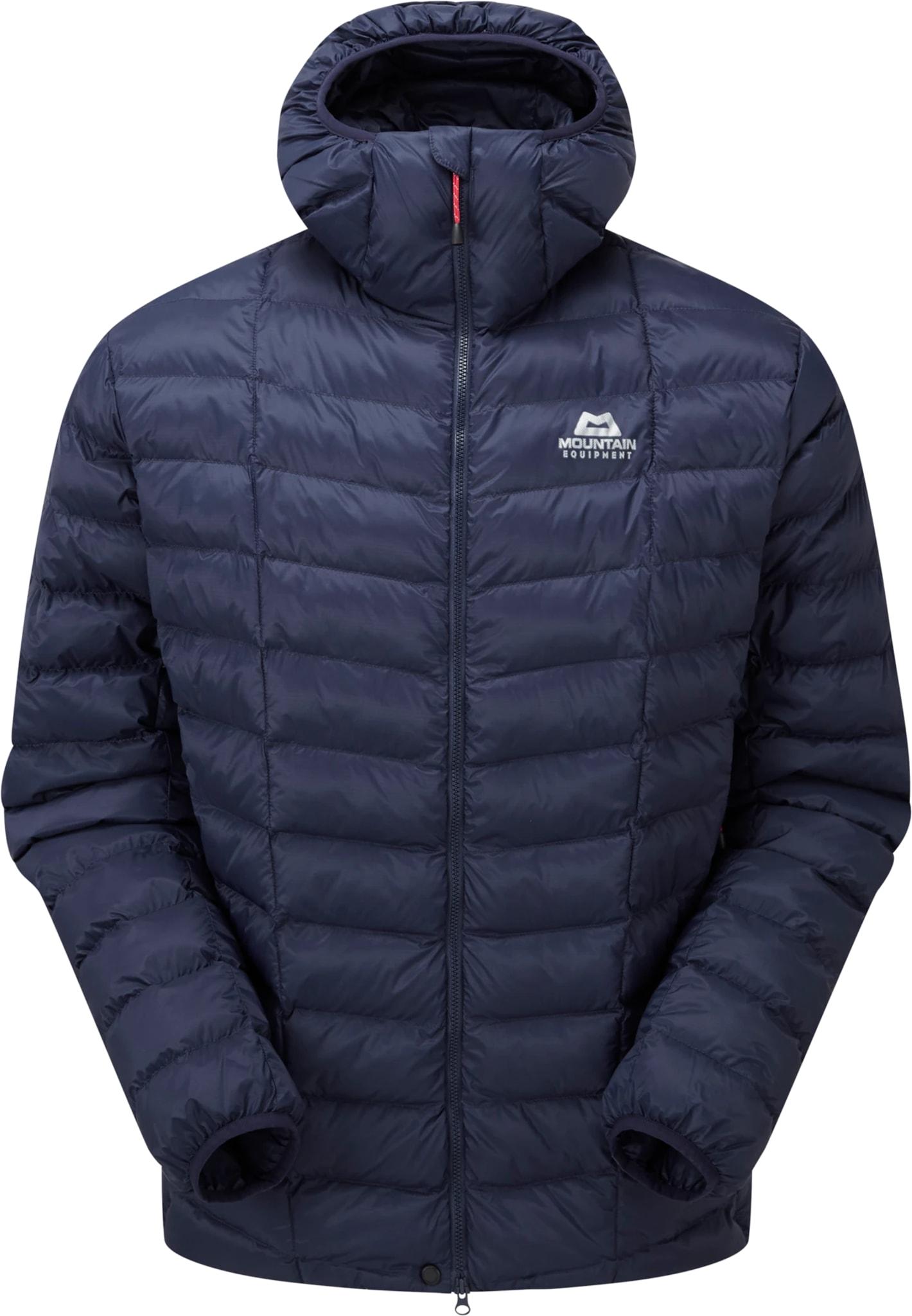 Innovativ syntetisk jakke med stort bruksområde