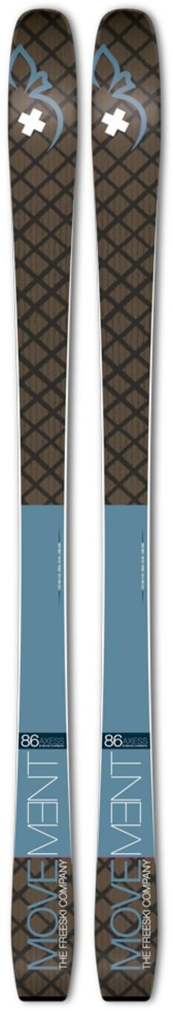 AXESS 86 & Marker Alpinist 12