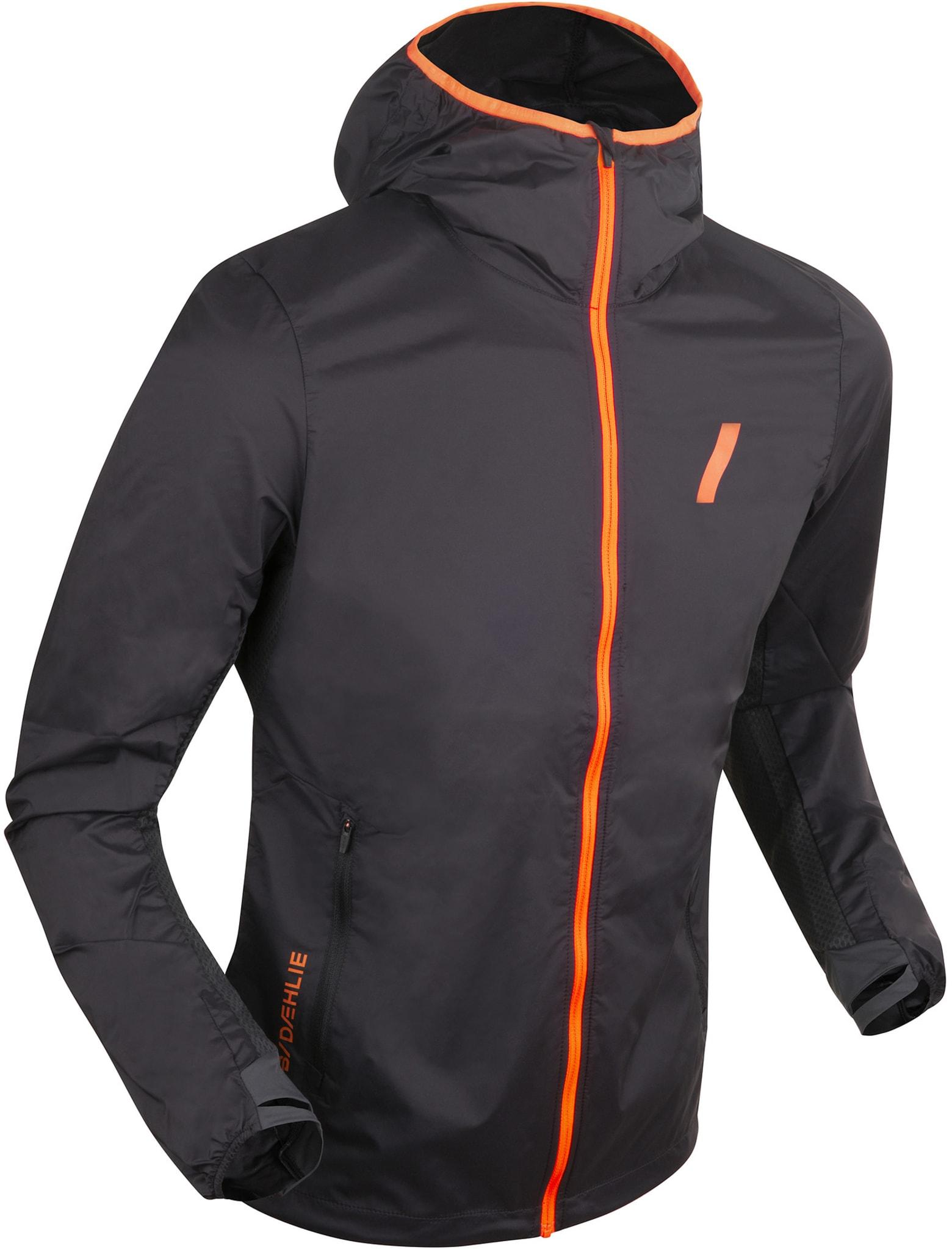 Ultralett og pakkvennlig jakke!