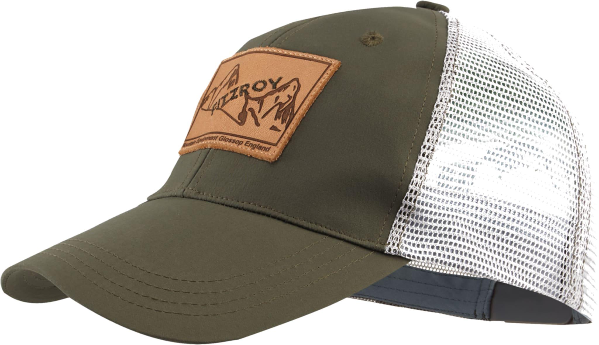 Trucker cap med shoftshellfront