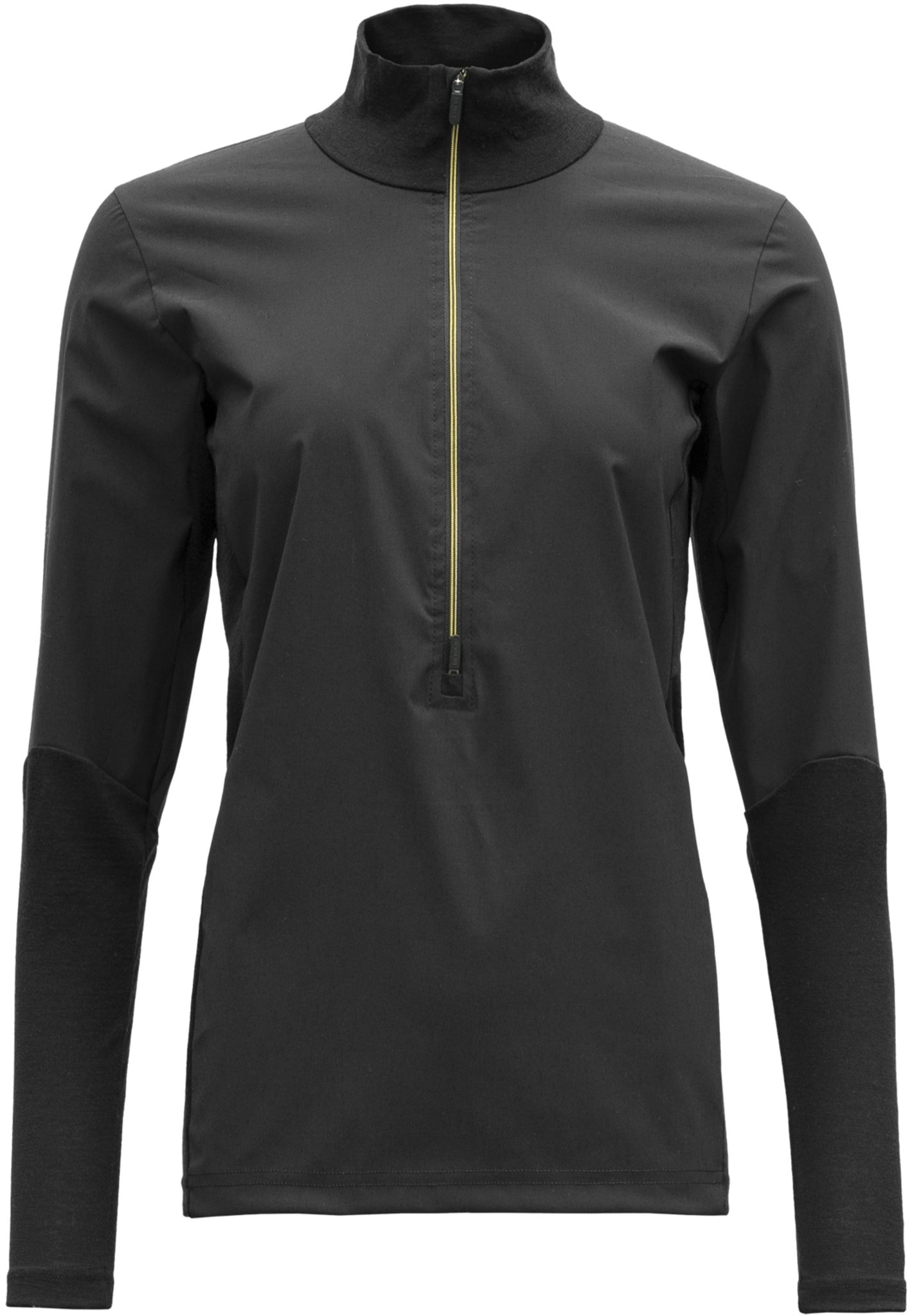 Running Cover Zip Neck W