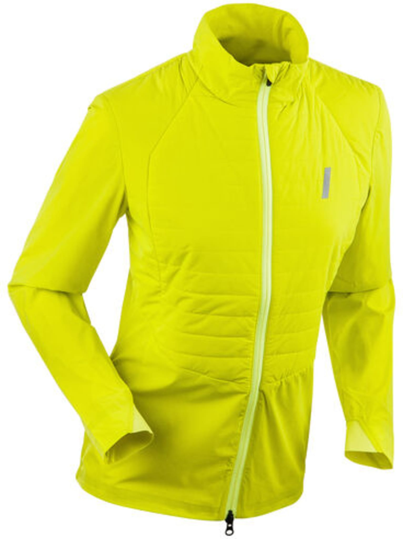 Winter Run Jacket til dame er den perfekte løpejakka ved kalde temperaturer