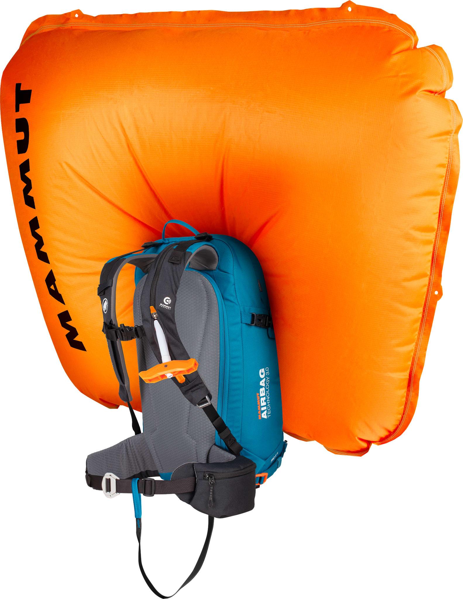 En skikkelig allrounder med uttagbar airbag!