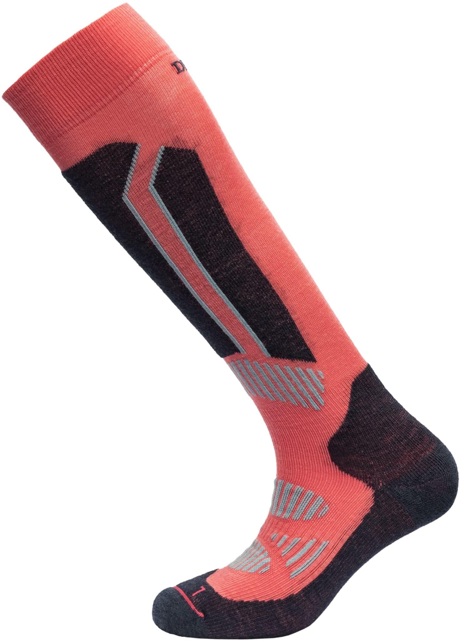 Høy ull sokk til alpine turer
