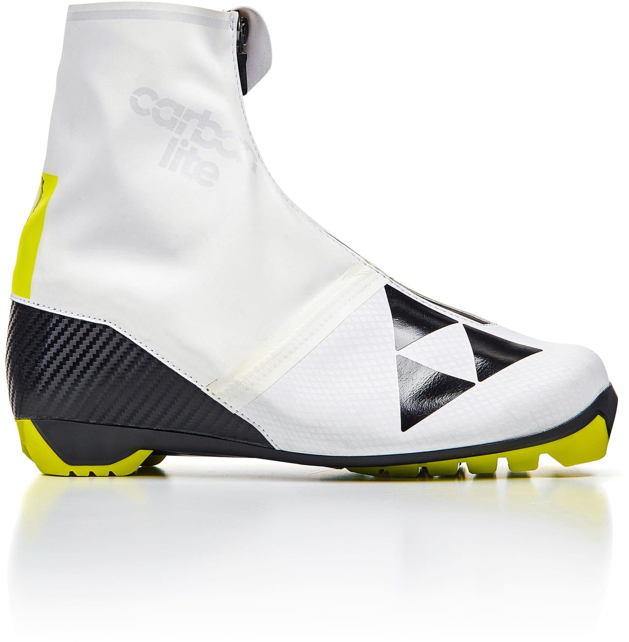 Ny utgave av Carbonlite skoen til Fischer!