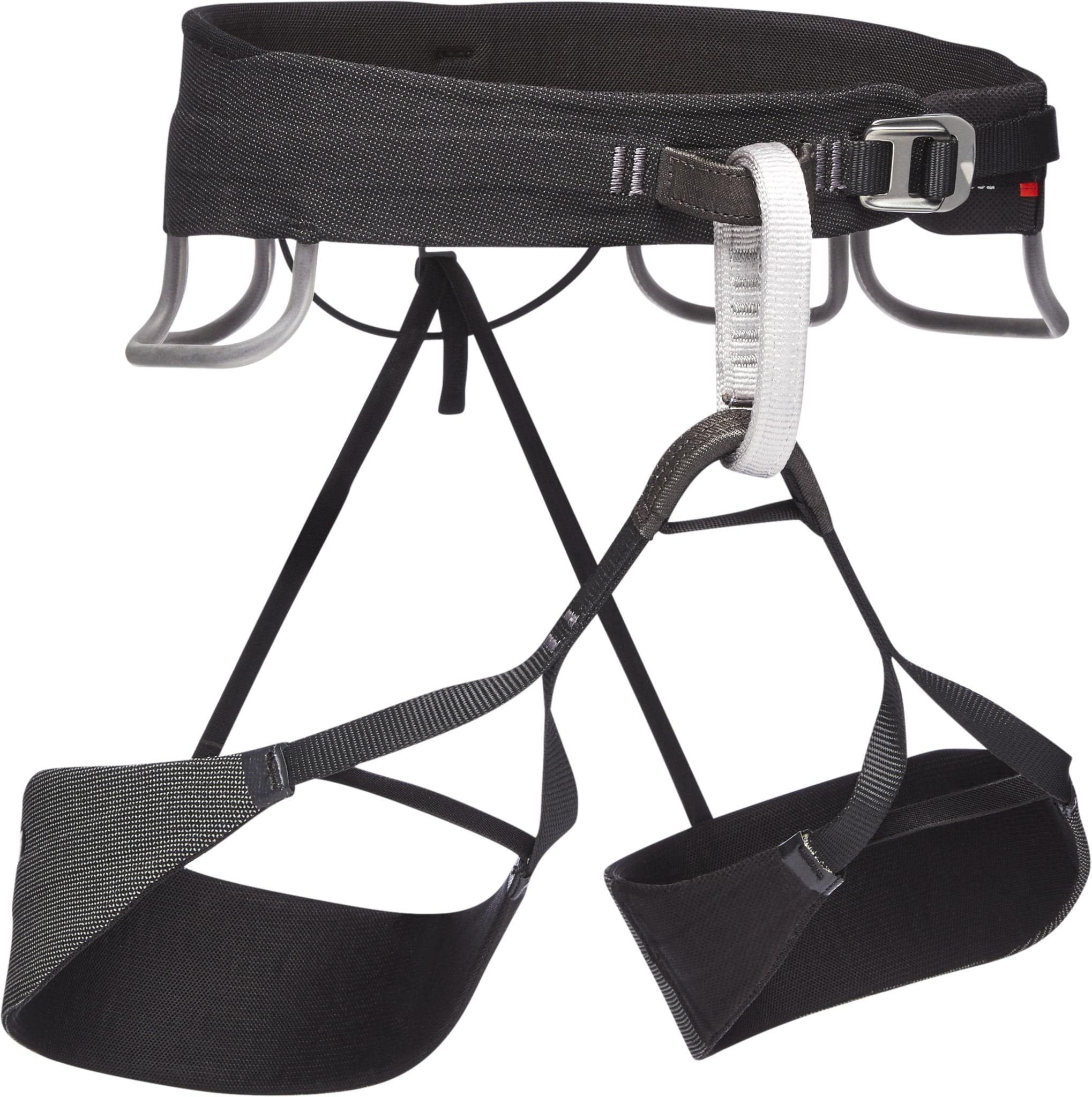 Komfortabel og slitesterk sele med ekstra utstyrsløkke