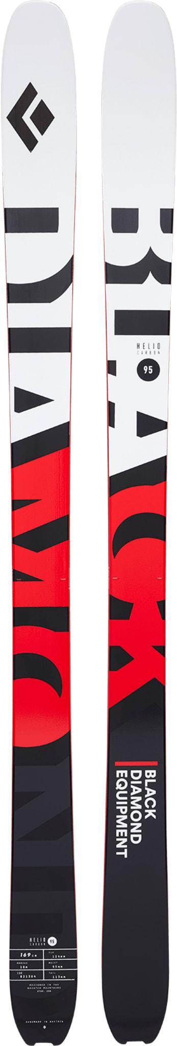 Helio Carbon 95 & Marker Alpinist 12