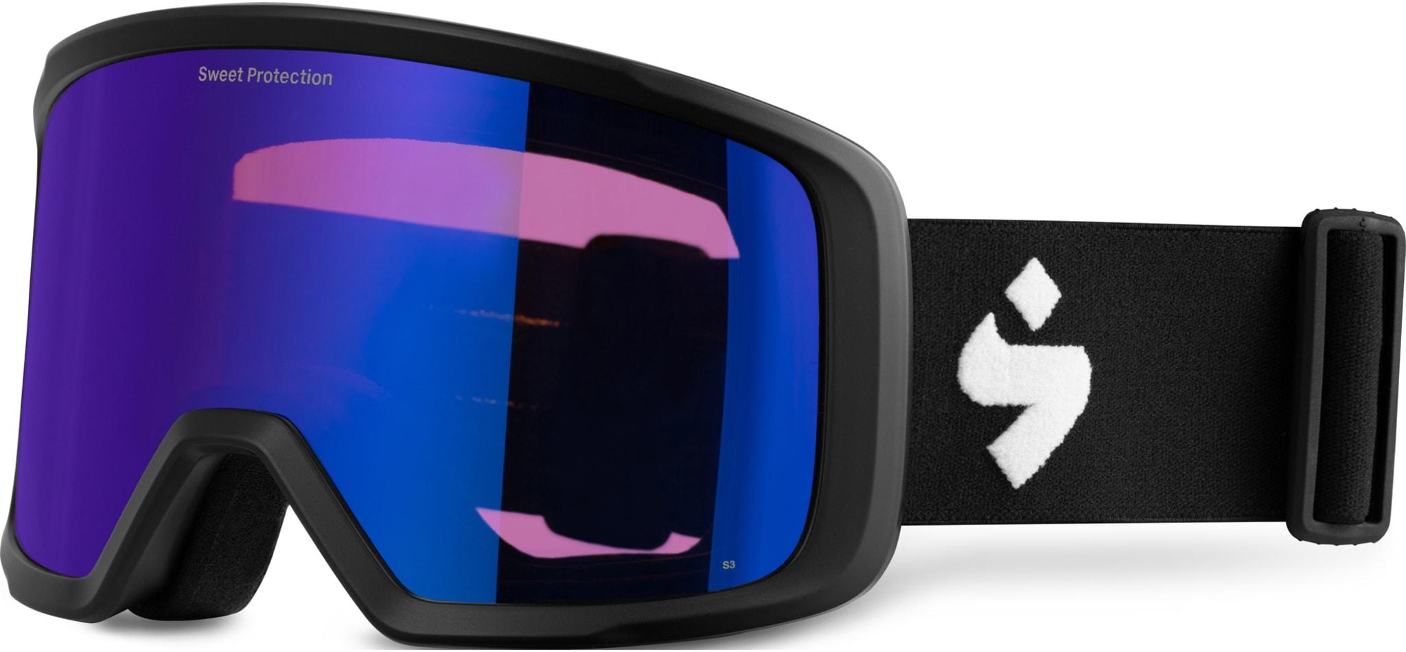 Stilig brille med sylindrisk utforming