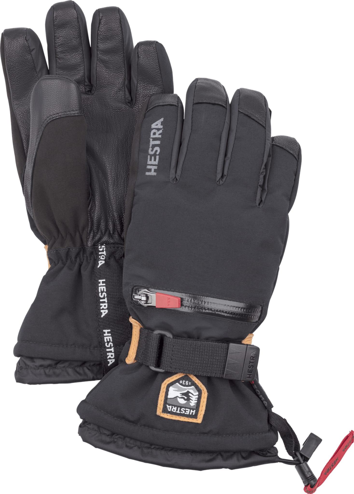 Varme og vanntette hansker med god lukking
