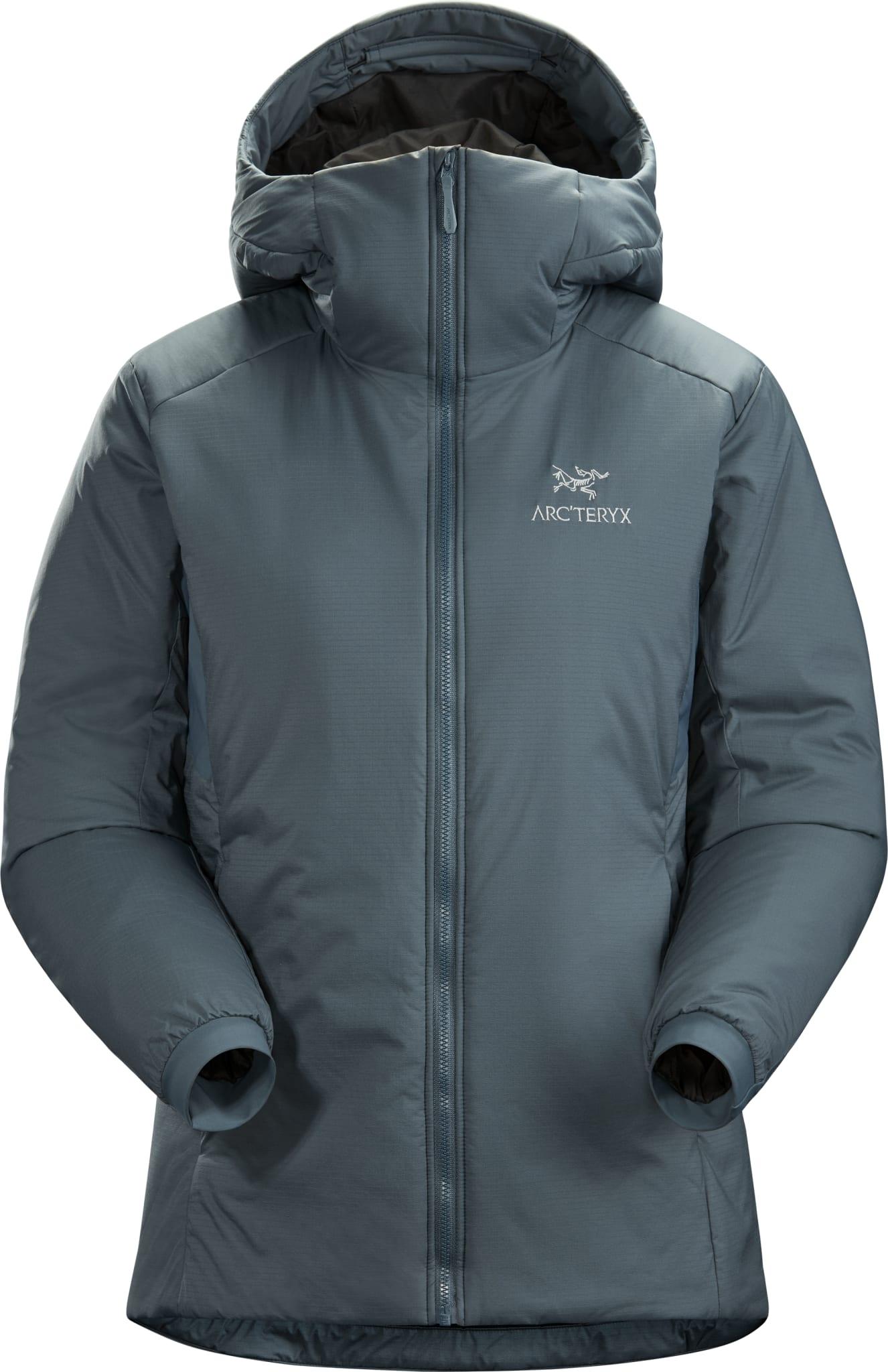 Varm, pustende og behagelig jakke med syntetisk isolasjon