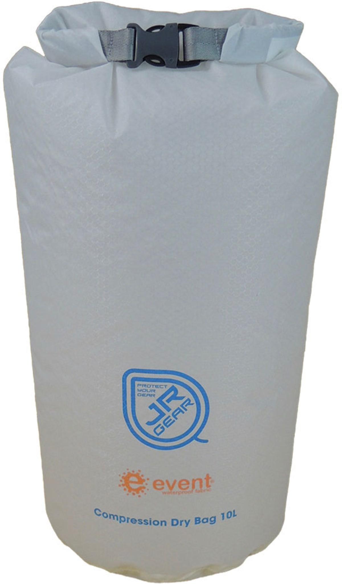 Vanntette pakksekker med magnetlukking i ulike størrelser